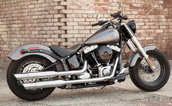 Von beiden Rückrufen betroffen: Harley-Davidson Softail Slim (Typ FLS) Von beiden Rückrufen betroffen: Harley-Davidson Softail Slim (Typ FLS) (Foto: Harley Davidson)
