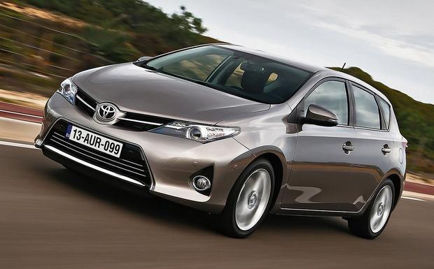 Von dem aktuellen Toyota-Rückruf sind auch Auris-Modelle mit 1,4-Liter-Diesel betroffen. (Foto: Toyota)