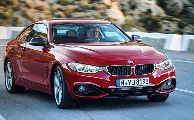BMW muss in Deutschland 2.460 Modelle zurückrufen, darunter den 4er. (Foto: BMW)