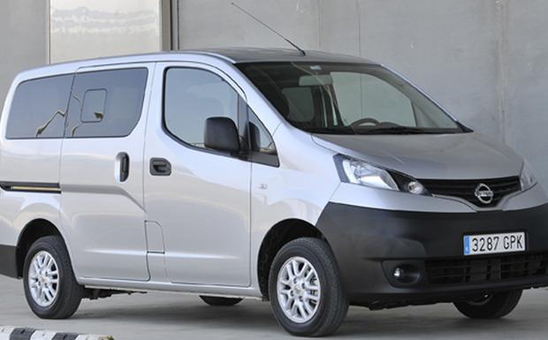 Rückruf-Comeback: U.a. 2.802 Einheiten des Kleintransporters NV200 müssen (erneut) in die Vertragswerkstatt. (Foto: Nissan)
