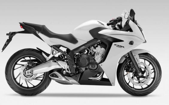 Der Honda-Rückruf 3GT betrifft das Motorrad CBR 650 F, Modelljahr 2014. (Foto: Honda)