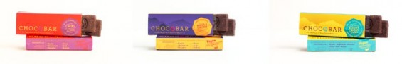 Drei Produkte aus dem CHOCQBAR-Sortiment sind vom Rückruf betroffen. (Foto: 4Qtrade)