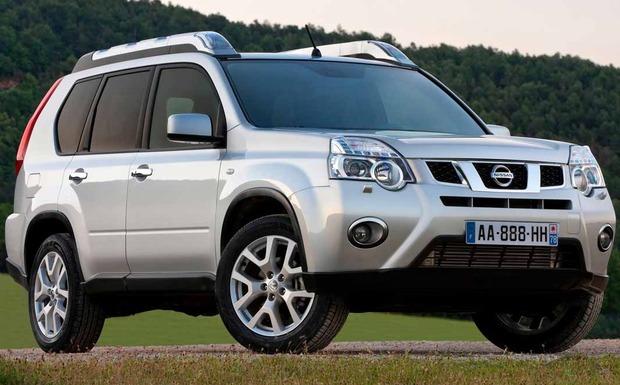 Auch der Nissan X-Trail ist vom Takata-Rückruf betroffen. (Foto: Nissan)