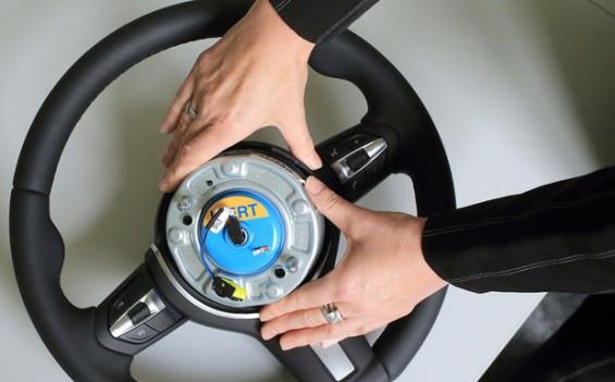 Ferrari beordert in den USA 814 Sportwagen wegen Problemen mit Airbags des japanischen Zulieferers Takata in die Werkstätten. (Foto: Takata)