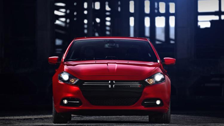 Fiat Chrysler ruft in den USA 105.458 Wagen wegen potenzieller Probleme mit den Bremsen zurück. (Foto: Dodge/FCA)