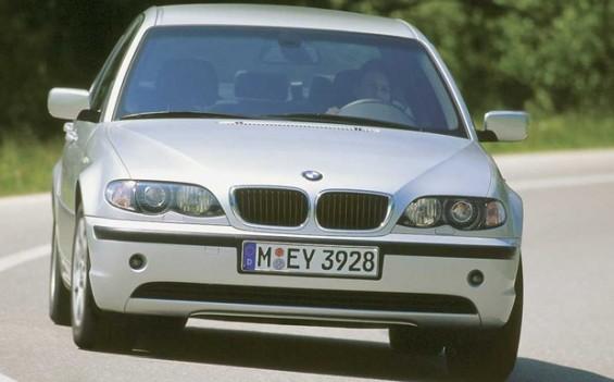 Auch bei dem älteren BMW E46 muss der Fahrer-Airbag getauscht werden. (Foto: BMW)