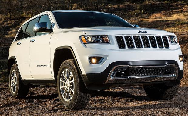 Eine fehlerhafte Lichtmaschine kann beim Jeep Grand Cherokee ausfallen und letztlich sogar zu einem Fahrzeugbrand führen. (Foto: Jeep)