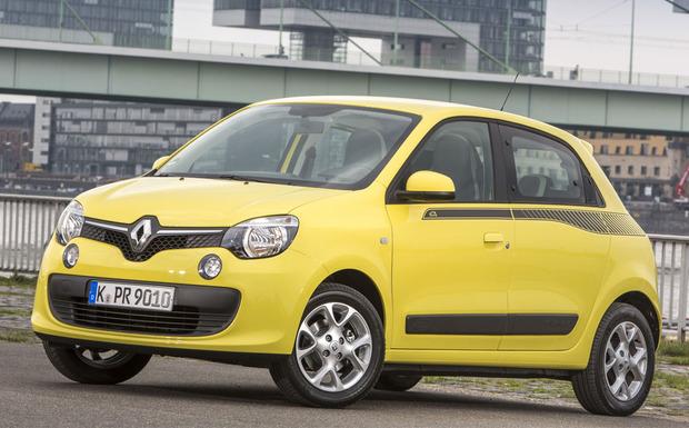 Renault ruft in Deutschland 447 Twingo 3 in die Werkstätten zurück. (Foto: Renault)