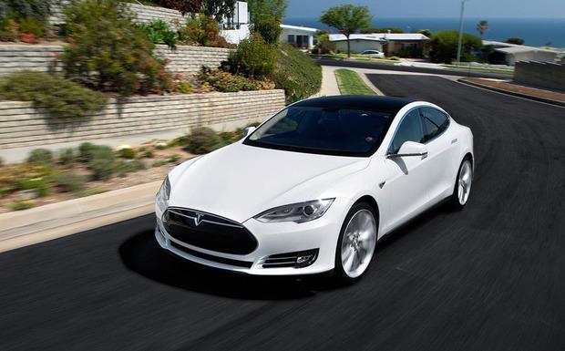 Tesla ruft 90.000 Wagen zurück, um die Sicherheitsgurte zu checken. (Foto: Tesla)