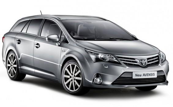 Bei einigen Toyota-Avensis kann sich das Panorama-Glasdach lösen. (Foto: Toyota)