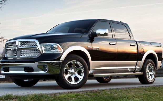 Auch der Dodge RAM 1500 Pickup gehört zur größeren Rückrufaktion. (Foto: Chrysler)