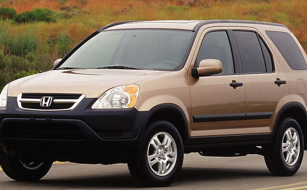 Honda ruft rund 3.409 Fahrzeuge unterschiedlicher Modelle, wie den CR-V, zurück. (Foto: Honda)