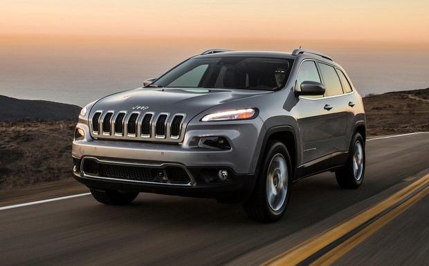 FCA ruft weltweit über 1,4 Millionen Fahrzeuge wegen einer Software-Sicherheitslücke zurück. (Foto: Jeep)