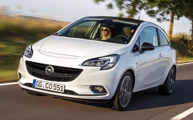 Die Querlenker-Klemmschrauben beim Corsa (Bild) und Adam wurden nicht korrekt angezogen. (Foto: Opel AG)
