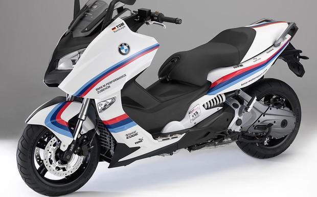 BMW ruft seine beiden Scooter C 650 GT und C 600 Sport (Bild) zurück. (Foto: BMW)