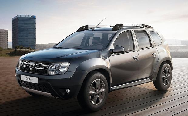 Beim Dacia Duster 4x2 können die Hinterachsfedern herausspringen. (Foto: Dacia)