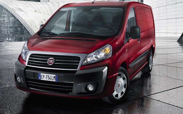 Die Modellreihe Fiat Professional Scudo des Produktionszeitraumes 2012 bis 2014 muss zurück in die Werkstatt. (Foto: Fiat)