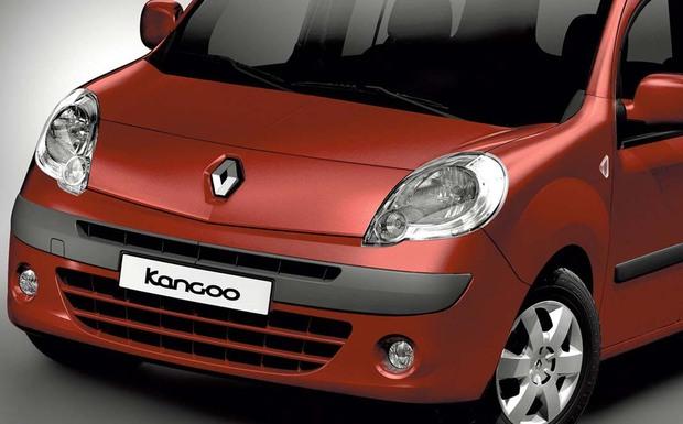 Renault ruft den Kangoo II mit Gruau-Umbau zurück in die Werkstatt. (Foto: Renault)