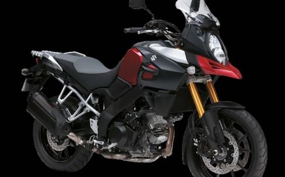 2.511 Modelle der V-Strom 1000 ruft Suzuki aktuell in Deutschland zurück. (Foto: Suzuki)