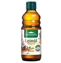 Schneekoppe Leinöl 250 ml Klassik wird wegen Überschreitung des Höchstgehaltes für Benzo(a)pyren zurückgerufen. (Foto: Schneekoppe)