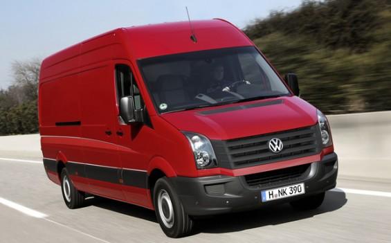 Crafter, die zwischen dem 25. August und 13. Oktober 2015 gefertigt wurden, ruft VW zurück. (Foto: Volkswagen Nutzfahrzeuge)