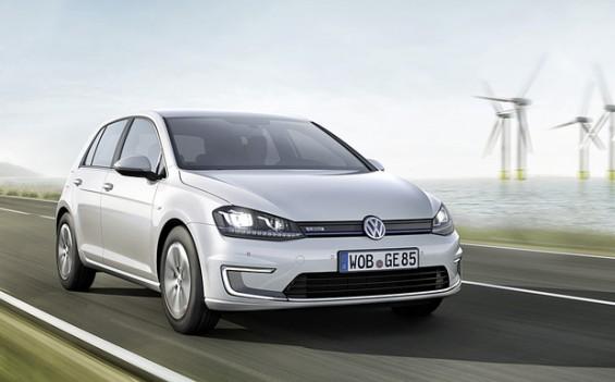 Nun auch noch Probleme mit den Elektroautos in Amerika: Durch einen Überspannungsschutz kann der Motor ausgehen. (Foto: Volkswagen)