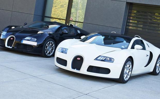 Bugatti ruft in den USA den Veyron wegen verschiedener Probleme zurück. (Foto: Bugatti)