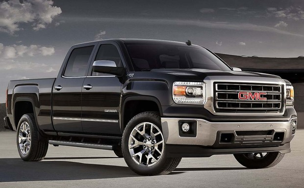 GM ruft Pick-up-Trucks in den USA in die Werkstätten. (Foto: GMC)