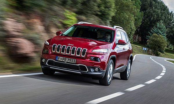 FCA ruft in Deutschland 2.833 Jeep Cherokee zurück in die Werkstatt. (Foto: FCA)