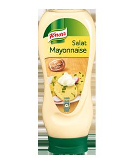 Die Knorr Salat-Mayonnaise wurde falsch etikettiert und wird deshalb zurückgerufen. (Foto: Unilever)