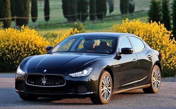 Maserati ruft seine Ghibli (Foto) und Quattroporte wegen möglicher eingeklemmter Gaspedale zurück in die Werkstatt. (Foto: Maserati)