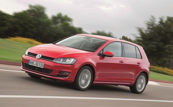 Der Golf Rückruf startet mit dem Golf TDI Blue Motion Technology (BMT) mit 2,0l-Motor. In Europa werden ca. 15.000 Fahrzeuge des betroffenen Golf mit manuellem Schaltgetriebe in die Werkstätten gerufen. (Foto: Volkswagen)