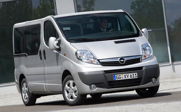 Opel ruft die Modelle Vivaro (Bild) und Movano zurück in die Werkstatt. (Foto: Opel)