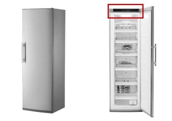 Bestimmte IKEA FROSTFRI Kühl- und Gefrierschränke können einen Stromschlag auslösen. Deshalb repariert IKEA die betroffenen Geräte beim Kunden und bittet, diese sofort vom Stromnetz zu trennen. (Foto: IKEA)
