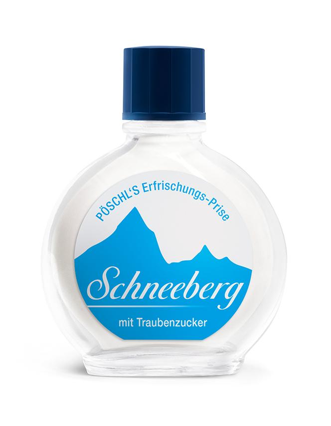 Durch einen Glasbruch in der Produktion kann Schneeberg Glassplitter enthalten und wird deshalb zurückgerufen. (Foto: Pöschl Tabak)