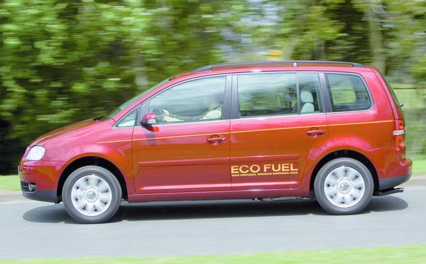 Volkswagen ruft den Touran Ecofuel zurück in die Werkstätten. (Foto: Volkswagen)