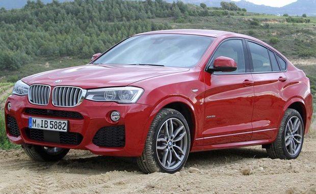Aufgrund eines Problems mit der Isofix-Kindersitzbefestigung ruft BMW rund 119.000 X3 und X4 (im Bild) in Deutschland zurück. (Foto: BMW)