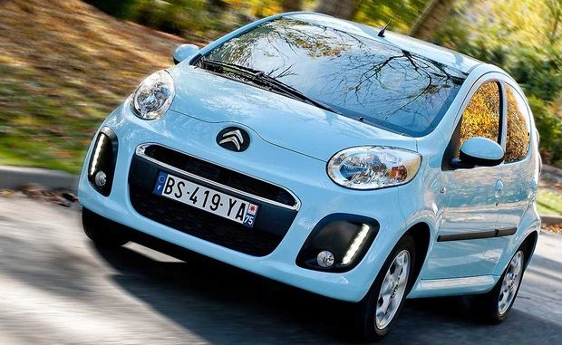 Peugeot und Citroën rufen einige 108- und C1-Fahrzeuge aus 2014 zurück. (Foto: Citroën)