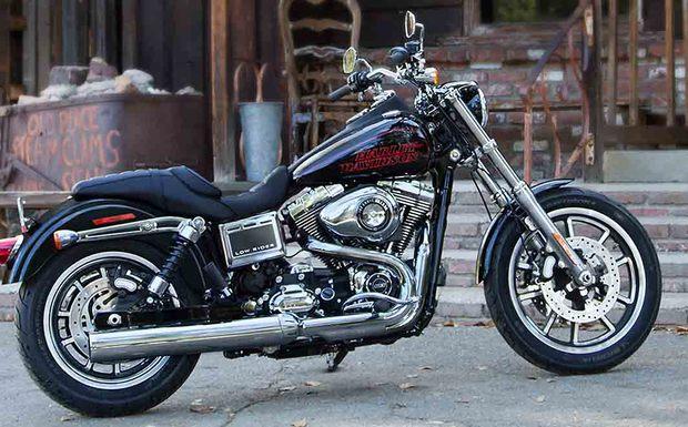 Bei manchen Low-Rider-Modellen von Harley Davidson kann ein Fehler im Zündschloss auftreten. (Foto: harley Davidson)