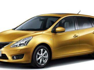 Nissan hat den Note-Rückruf um den Tiida erweitert. (Foto: Nissan)