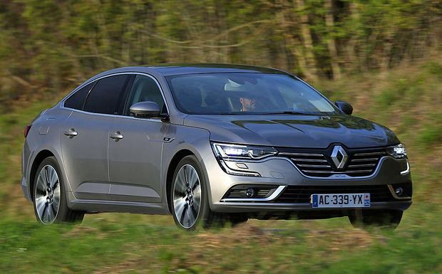 Renault Talisman (Bild) und Espace 5 müssen zurück in die Werkstätten. (Foto: Renault)