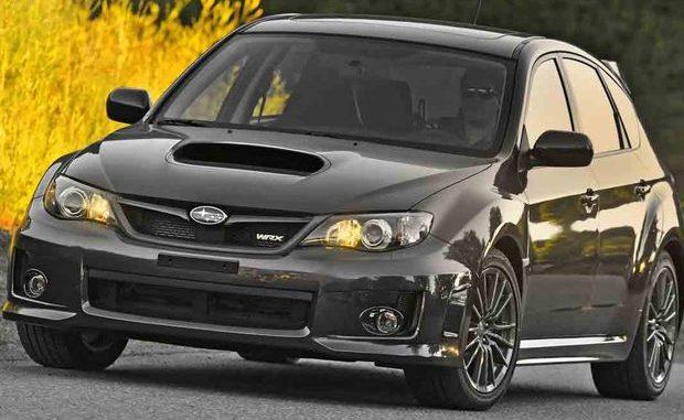 Beim Subaru Impreza (Bild) und XV können hohe Elektronik-Kapazitäten das Auslösen des Beifahrer-Airbags unterbinden. (Foto: Subaru)