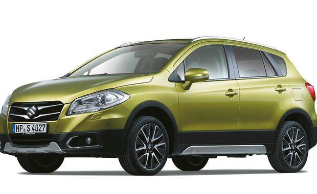 Suzuki ruft sämtliche SX4 S-Cross seit Produktionsbeginn zurück. (Foto: Suzuki)