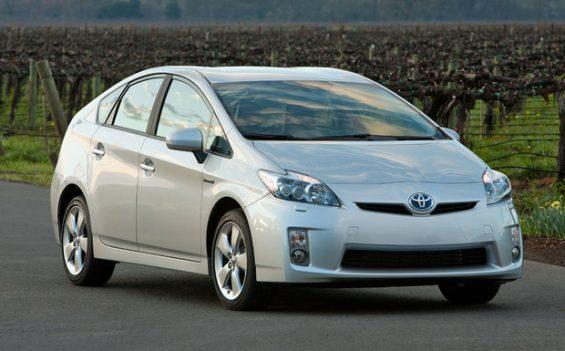 Toyota ruft wegen eines möglichen Airbag-Defekts 1,43 Millionen Autos zurück. (Foto: Toyota)