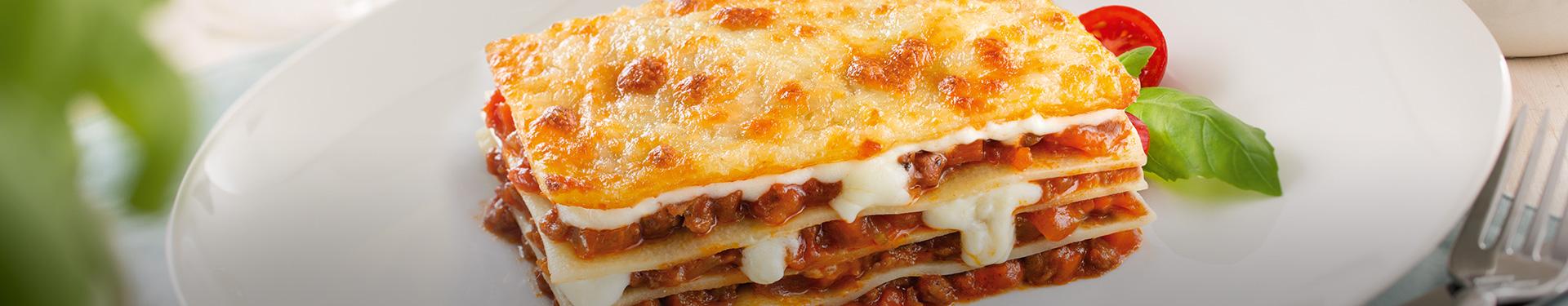 In der bei Netto Marken-Discount verkauften Lasagne Condeli Lasagne können Steine enthalten sein. (Foto: Condeli GmbH)