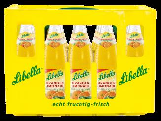Die Orangenlimonade der Marke Libella kann durch zuviel Kohlensäure einen zu hohen Druck aufbauen. (Foto: Plöchl)
