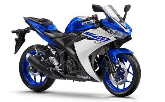 Die Besitzer der von diesem Rückruf betroffenen Motorräder (im Bild die Yamaha YZF-R3) werden gebeten, sich schnellstmöglich mit ihrer Werkstatt in Verbindung zu setzen. (Foto: Yamaha)