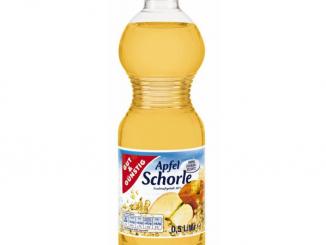 EDEKA ruft den Artikel Gut&Günstig Apfelschorle in der 0,5 Liter PET-Flasche zurück, weil die Flaschen explodieren können. (Foto: EDEKA)