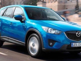 Mazda ruft wegen möglicher Probleme mit Heckklappen weltweit rund 2,2 Millionen Fahrzeuge in die Werkstätten. (Foto: Mazda)