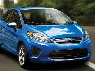 Beim Ford Fiesta kann Wasser in das Glühkerzensteuerungsmodul eindringen, es besteht potenzielle Brandgefahr. (Foto: Ford)